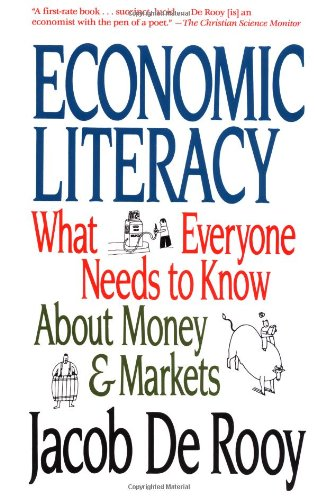 Economic Literacy What Everyone Needs to Know about Money and Markets  1997 edition cover