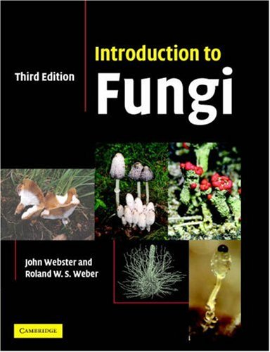 Introduction to Fungi  3rd 2007 (Revised) edition cover