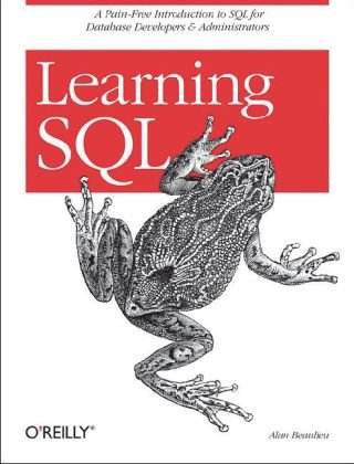 Learning SQL Master SQL Fundamentals 2nd 2009 (Annotated) edition cover