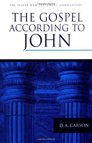 Gospel according to John   1990 edition cover