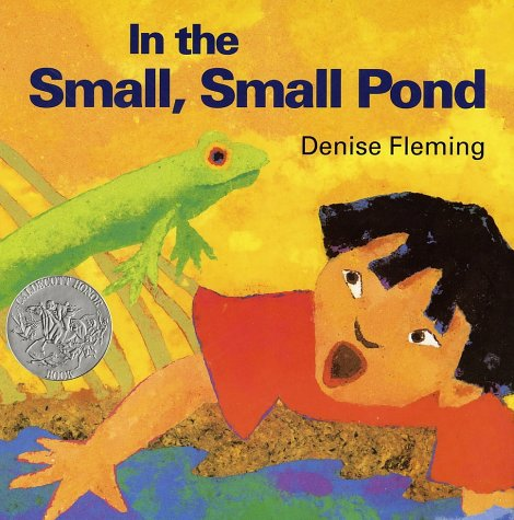 In the Small, Small Pond   2013 (Revised) edition cover