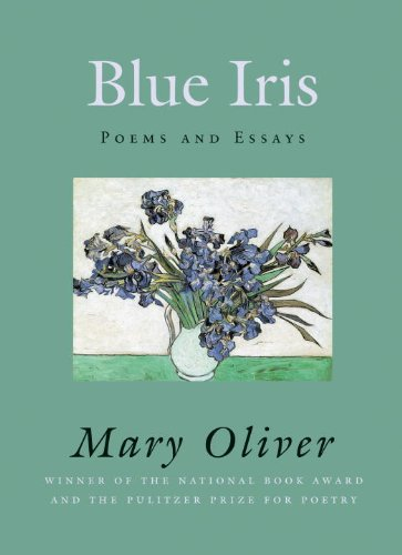 Blue Iris Poems and Essays  2006 edition cover