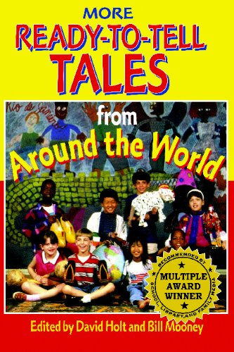 More Ready-to-Tell Tales from Around the World   2000 edition cover