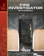 FIRE INVESTIGATIOR N/A 9780879393830 Front Cover