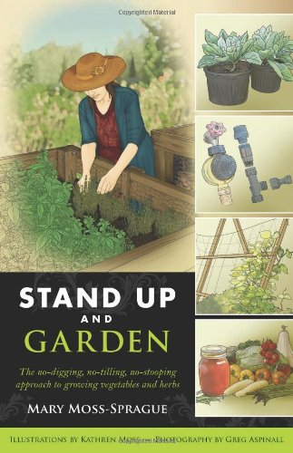 Stand up and Garden  N/A 9780881509830 Front Cover