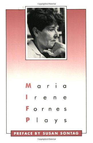 Maria Irene Fornes Plays N/A edition cover