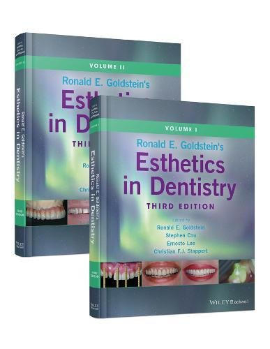Ronald E. Goldstein's Esthetics in Dentistry  3rd 2018 9781119272830 Front Cover