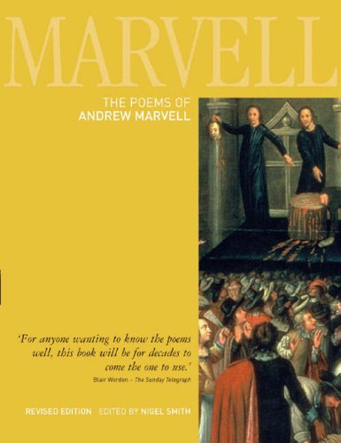 Poems of Andrew Marvell   2006 9781405832830 Front Cover
