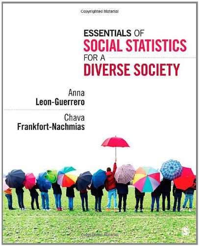 Essentials of Social Statistics for a Diverse Society   2012 edition cover