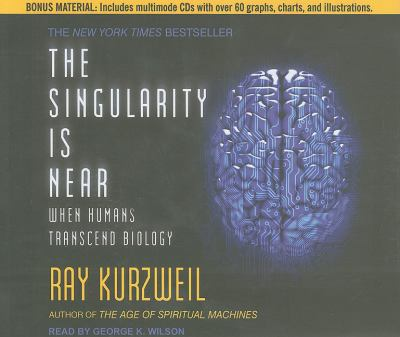 The Singularity Is Near: When Humans Transcend Biology  2011 edition cover