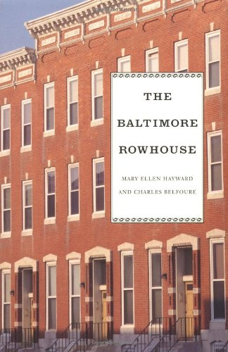 Baltimore Rowhouse  N/A edition cover
