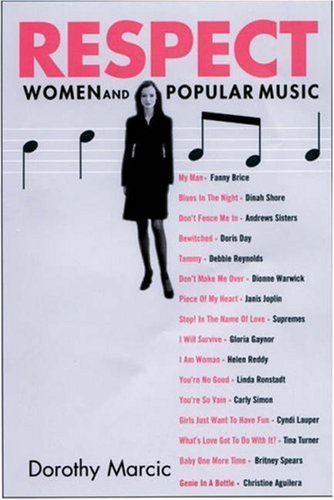 Respect Women and Popular Music  2002 edition cover