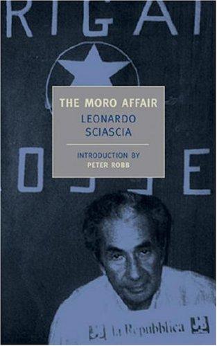 Moro Affair   2004 edition cover