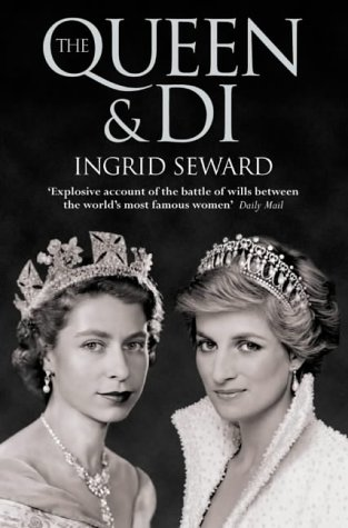 THE QUEEN AND DI N/A edition cover