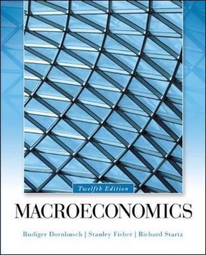 Macroeconomics  12th 2014 edition cover