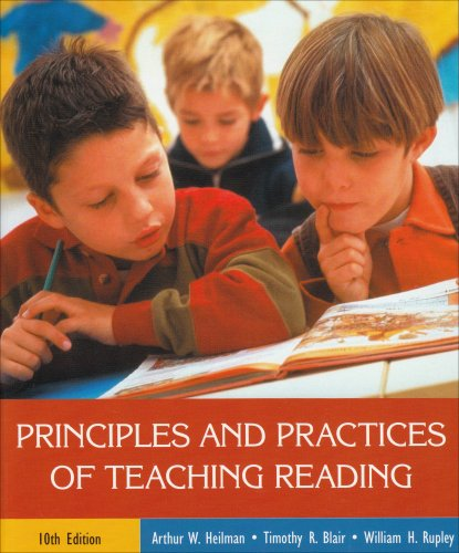 Principles and Practices of Teaching Reading  10th 2002 (Revised) edition cover