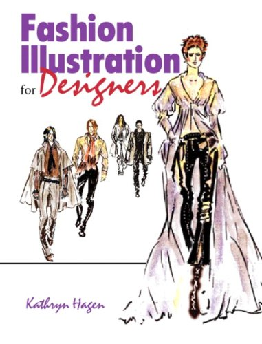 Fashion Illustration for Designers   2005 edition cover