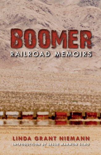 Boomer Railroad Memoirs  2011 9780253222831 Front Cover
