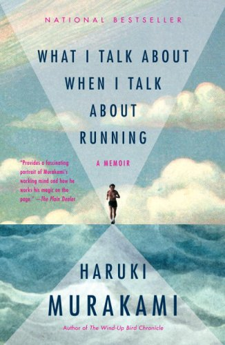 What I Talk about When I Talk about Running  N/A edition cover