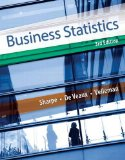 Business Statistics  3rd 2015 9780321925831 Front Cover