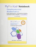 Developmental Mathematics Basic Mathematics, Introductory Algebra, and Intermediate Algebra 2nd 2015 edition cover