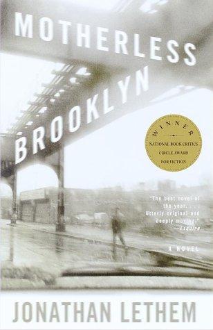 Motherless Brooklyn  N/A edition cover