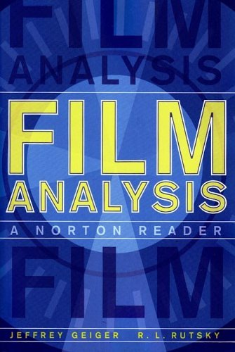 Film Analysis A Norton Reader  2005 edition cover