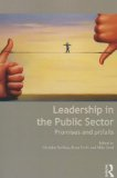 Leadership in the Public Sector Promise and Pitfalls  2014 edition cover