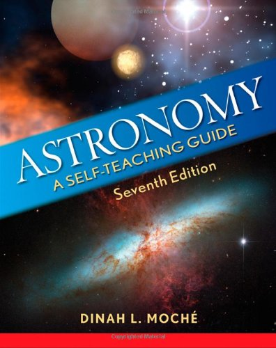 Astronomy  7th 2009 edition cover