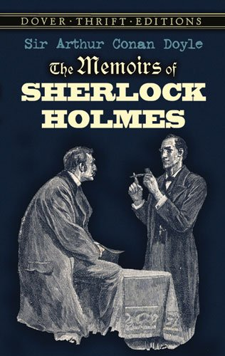 Memoirs of Sherlock Holmes   2010 edition cover