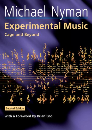 Experimental Music Cage and Beyond 2nd 1999 (Revised) edition cover