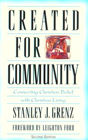 Created for Community Connecting Christian Belief with Christian Living 2nd 1998 (Student Manual, Study Guide, etc.) edition cover