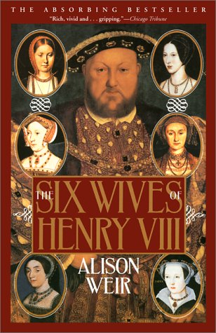 Six Wives of Henry VIII   1991 edition cover