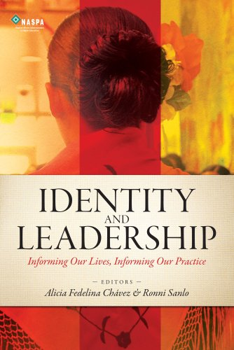 Identity and Leadership Informing Our Lives, Informing Our Practice N/A edition cover