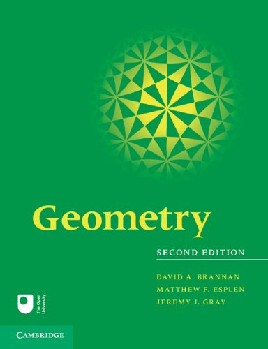 Cover art for Geometry, 2nd Edition