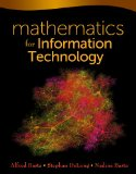 Mathematics for Information Technology   2014 edition cover