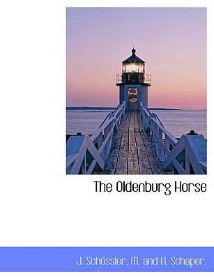 Oldenburg Horse N/A edition cover