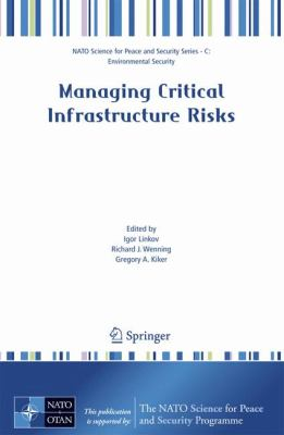 Managing Critical Infrastructure Risks Decision Tools and Applications for Port Security  2007 9781402063831 Front Cover