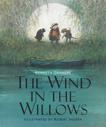 Wind in the Willows   2011 edition cover