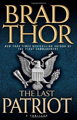 Last Patriot   2008 edition cover