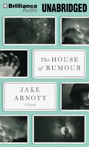 The House of Rumour:   2013 edition cover