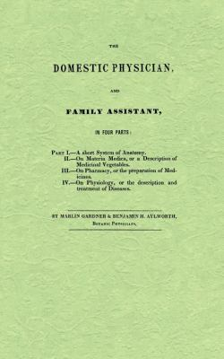 Domestic Physician and Family Assistant  N/A 9781557095831 Front Cover