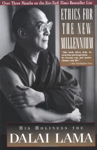Ethics for the New Millennium   1999 (Reprint) edition cover