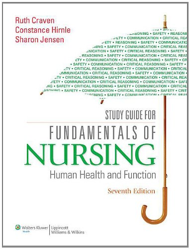 Fundamentals of Nursing Human Health and Function 7th 2011 (Revised) edition cover