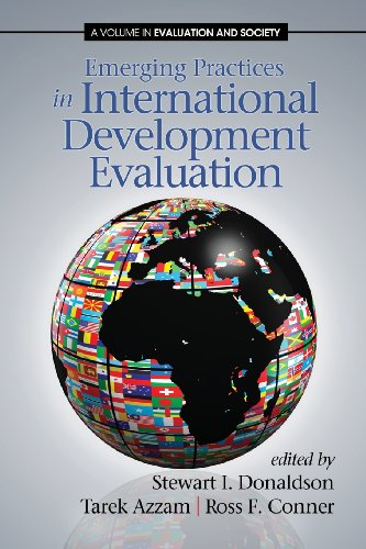 Emerging Practices in International Development Evaluation:   2013 edition cover