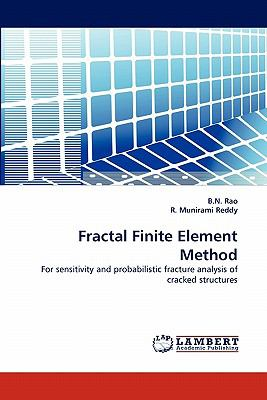 Fractal Finite Element Method N/A 9783838394831 Front Cover