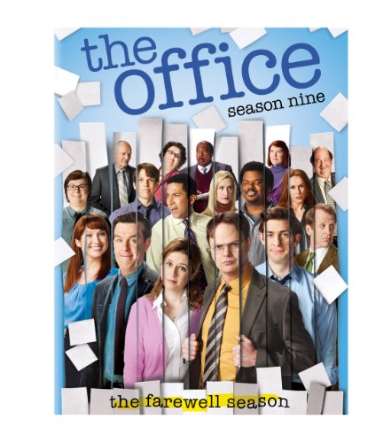 The Office: Season 9 System.Collections.Generic.List`1[System.String] artwork