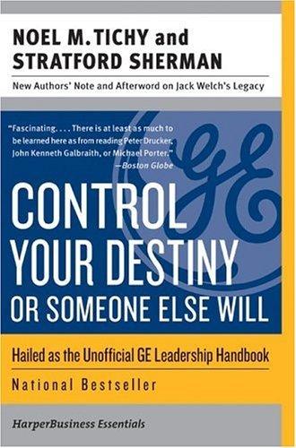 Control Your Destiny or Someone Else Will  N/A edition cover