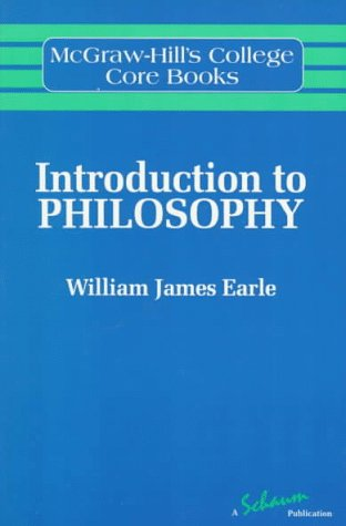Introduction to Philosophy   1992 edition cover