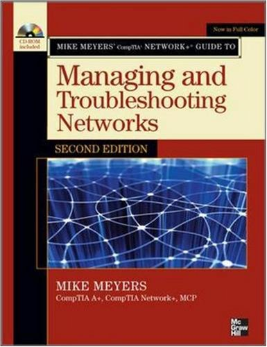 Managing and Troubleshooting Networks  2nd 2009 edition cover